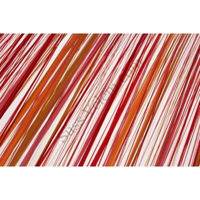5 ív átlós csíkos csokoládé transzfer fólia