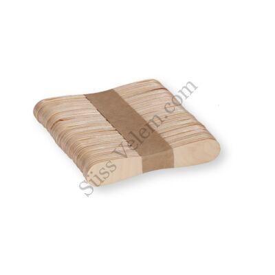50 db 11,4*1 cm-es fa jégkrém pálcika (fa spatula)