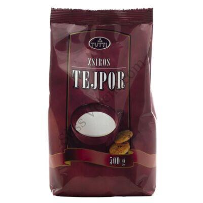 50 dkg zsíros tejpor Tutti