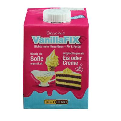 500 ml Decocino kész vanília szósz