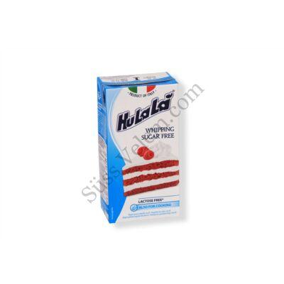500 ml Hulala cukormentes habtejszín