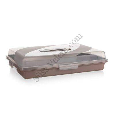 45*31 cm Banquet Culinaria süteményes doboz
