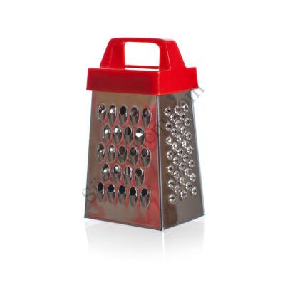 6,5 cm-es Banquet Culinaria Red mini reszelő