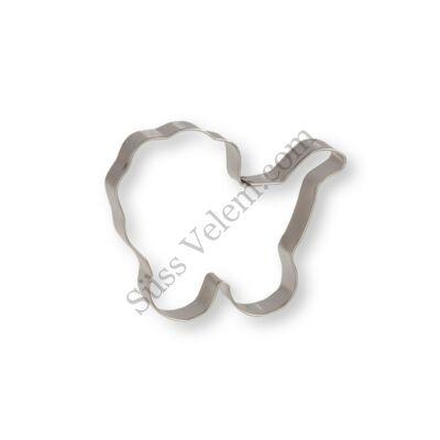 7,5 cm-es babakocsi sütikiszúró forma