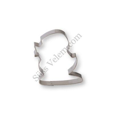 7 cm-es kiscsirke sütikiszúró forma