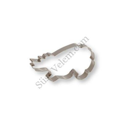8,5 cm-es krokodil sütikiszúró