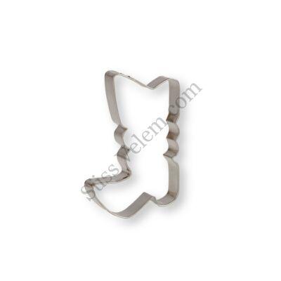 8 cm-es csizma kiszúró forma