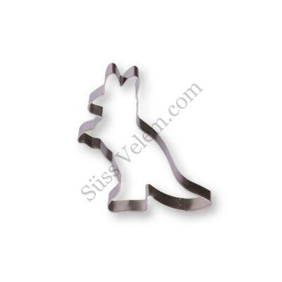 9 cm-es kenguru sütikiszúró forma