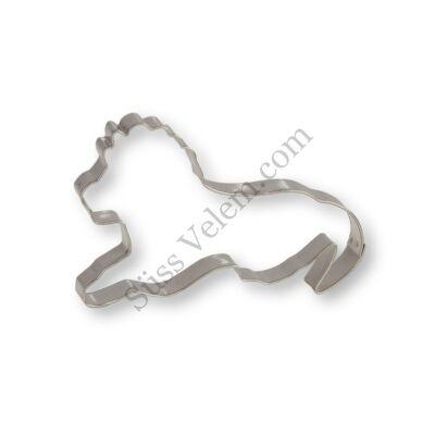 9 cm-es oroszlán sütikiszúró forma