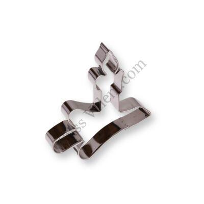 6,5 cm-es gyertya alakú sütikiszúró forma