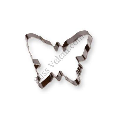 6,5 cm-es pillangó sütikiszúró forma
