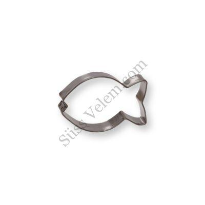 4,8 cm-es hal alakú sütikiszúró forma