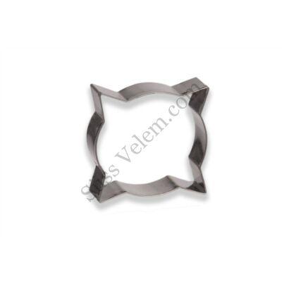 4,5 cm-es sarkos kerék alakú süti kiszúró