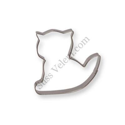 6,5 cm-es cica kiszúró forma