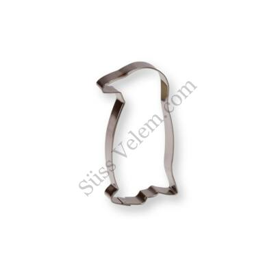 9 cm-es császárpingvin sütemény kiszúró forma