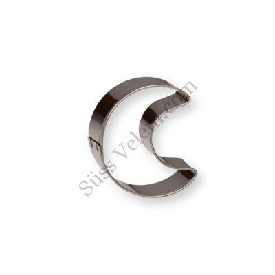 3,5 cm-es kis hold kiszúró forma