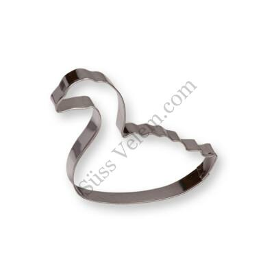 8 cm-es hattyú alakú sütikiszúró forma