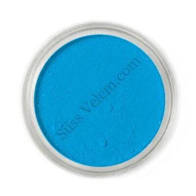 Adria kék Fractal ételfesték por felületi festéshez