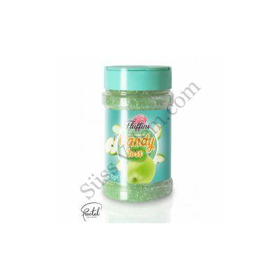 Alma ízesítésű vattacukor alapanyag 300 g