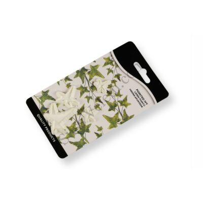Apró borostyán levelek fondant kiszúró készlet