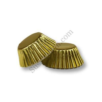 Arany bonbon papír 100 db
