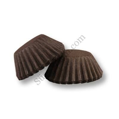 Barna bonbon papír 100 db