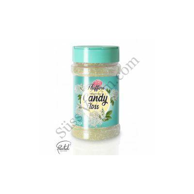 Bodza ízesítésű vattacukor alapanyag 300 g