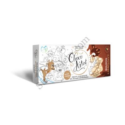 Choco Artist Kreatív csokikészítő szett
