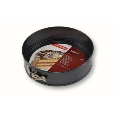 Csatos 26 cm-es Tescoma Delicia tortaforma