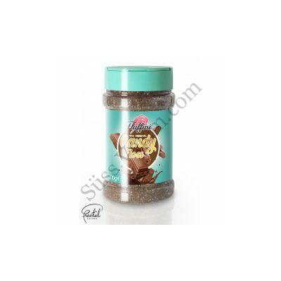 Csokoládé ízesítésű vattacukor alapanyag 300 g
