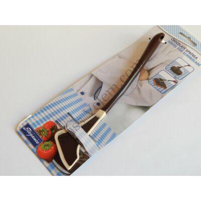 Csokoládé spatula