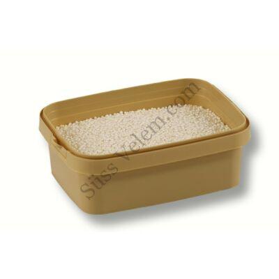 Gyöngyház színű apró cukorgyöngy 20 dkg