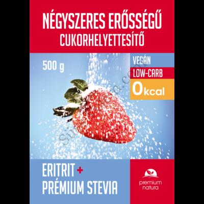 500 g Premium Natura négyszeres édesítő