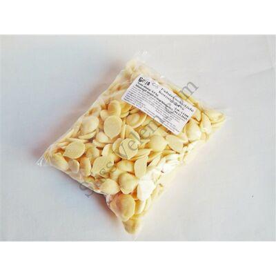 Fehér csokoládé korong 50 dkg