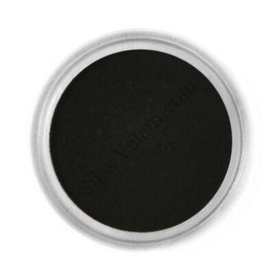 Fekete Fractal ételfesték por felületi festéshez