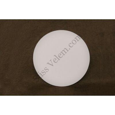 Fényes fehér 24 cm-es tortakarton