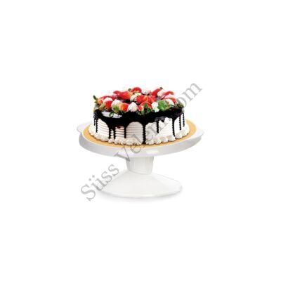 Forgatható dönthető tortadíszítő állvány Tescoma Delicia