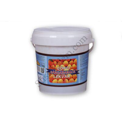 Gönczi sárgabarack sütésálló lekvár