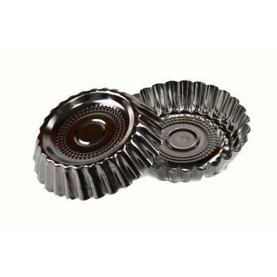Gyerektorta vagy tortlett sütőforma 4 db