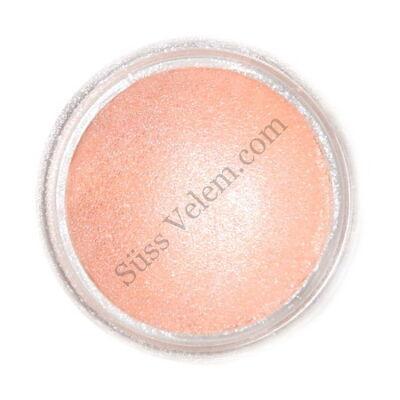 Hajnalpír rózsaszín Fractal ehető csillámpor