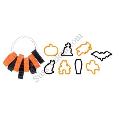 Halloween sütikiszúró készlet Tescoma Delicia