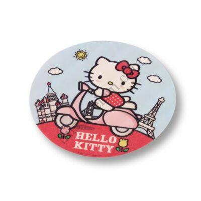Hello Kitty Párizs tortaostya