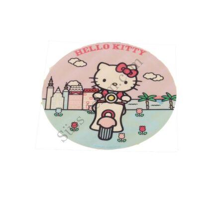 Hello Kitty tengerpart tortaostya