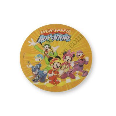 High Speed Adventure Mickey és Minnie tortaostya