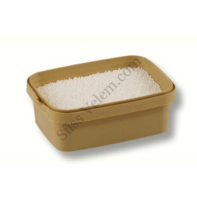 Fehér apró cukorgyöngy 1-1,5 mm 20 dkg
