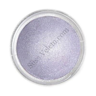 Holdfény lila Fractal ehető csillámpor