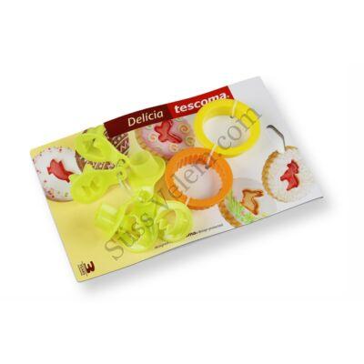 Húsvéti mini linzer készítő készlet karikán Tescoma Delicia