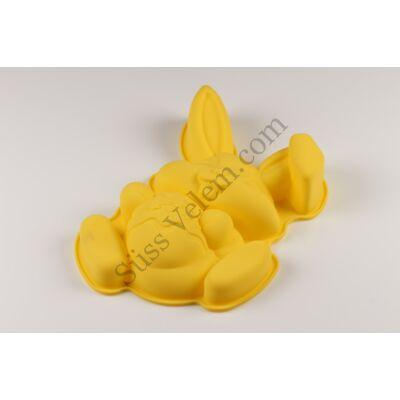 Husvéti nyuszi szilikon sütőforma