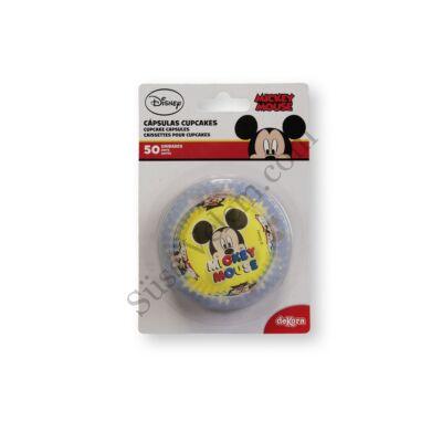 Mickey egeres muffinpapír 50 db