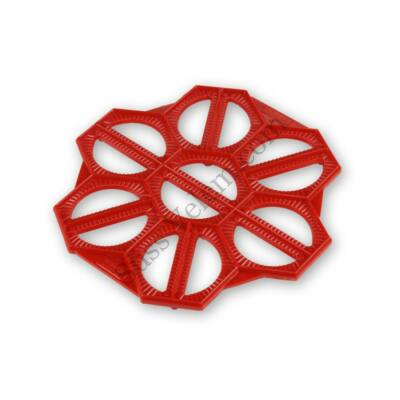 Kerek ravioli készítő forma